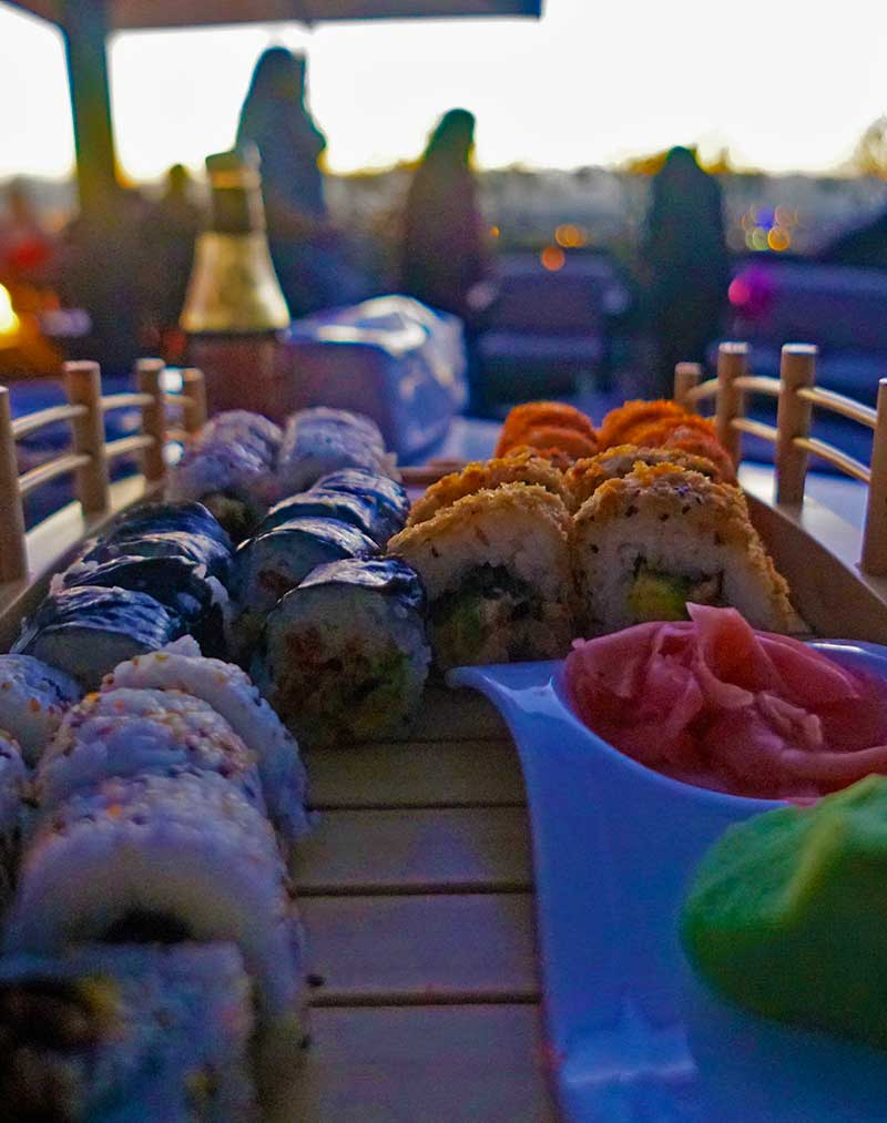 Catthleya Eventos Sushi