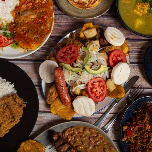 Cocina tradicional colombiana